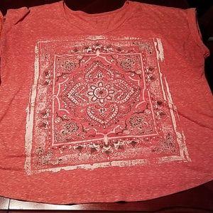 Style and Denim Tshirt